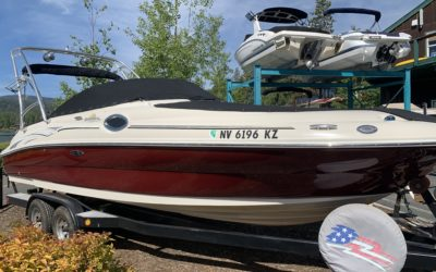 2006 Sea Ray 240 SOLD